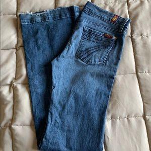 7 FAM Dojo Jeans 26
